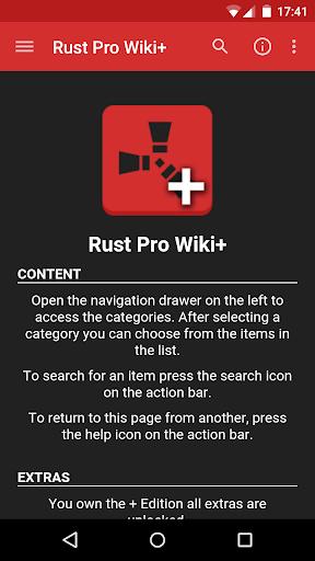 Rust Pro Wiki+