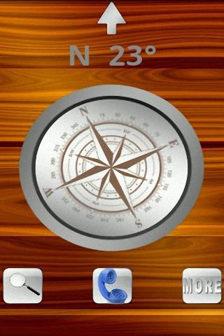 Travel Compass- screenshot