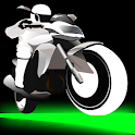 Neon Night Rider Racing icon