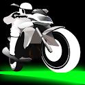 Neon Night Rider Racing icon