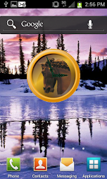 Horse Head Clock APK screenshot thumbnail 6