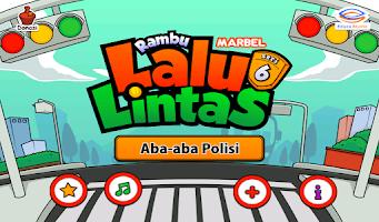 Screenshot of Marbel Rambu Lalu Lintas 6