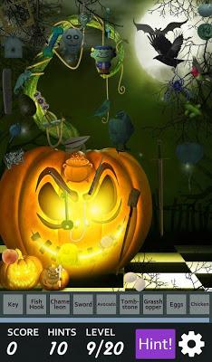 Hidden Object - Halloween Time - screenshot