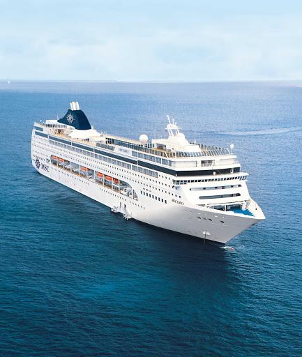 MSC-Lirica - A warm Mediterranean spirit defines life aboard MSC Lirica, wherever she sails.