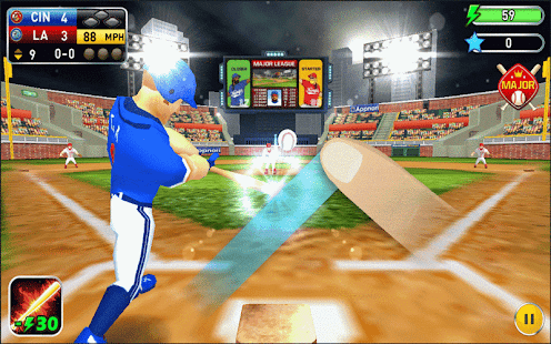 Baseball Kings !- screenshot thumbnail