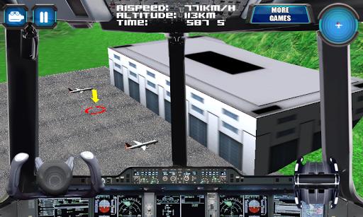 Simulator:Airplane Flight 3D