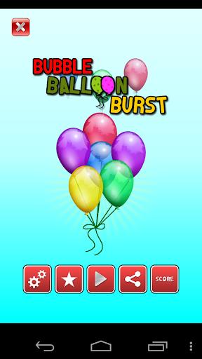 Bubble Balloon Burst