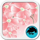 Sakura Flowers Keyboard