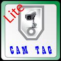 Cam Tag Lite, Speed Cameras logo