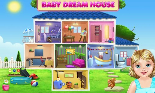 Diaper Baby - Baby Dream House Game App for Kids Phone Tablets - YouTube