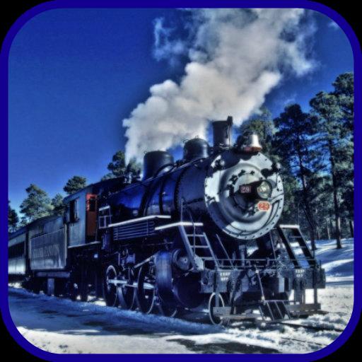 地鐵火車衝浪遊戲 解謎 App LOGO-硬是要APP