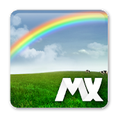 MXHome Theme Weather
