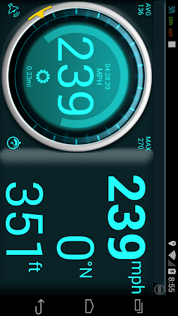 Gps Speedometer 1.3.2 screenshot 378898