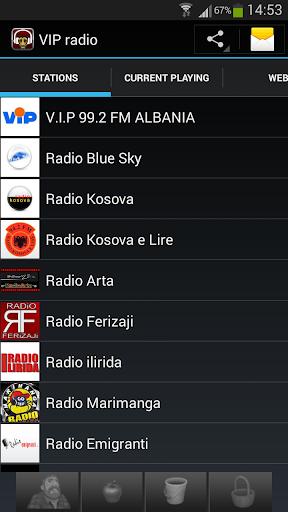 Radio Shqip Albanian Radios