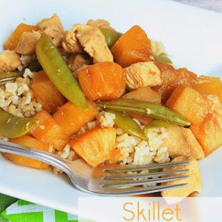 Skillet Pineapple Chicken