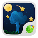 GO Keyboard Starry Night Theme icon