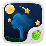 GO Keyboard Starry Night Theme 3.87 Apk