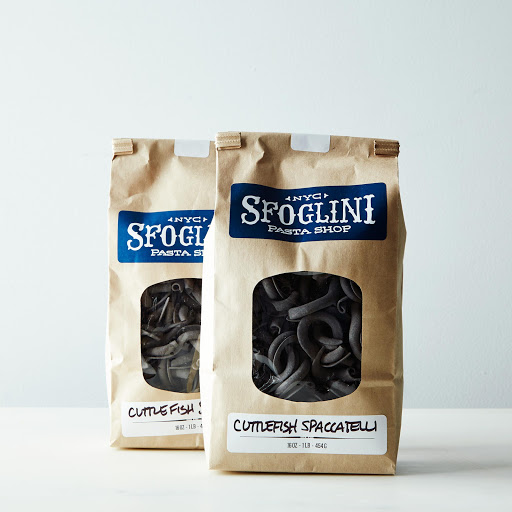 Special Edition Sfoglini Cuttlefish Ink Spaccatelli (2 pounds)