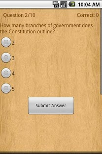 US Constitution - screenshot thumbnail