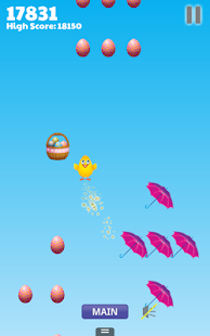 Easter Egg Jump Free- screenshot thumbnail