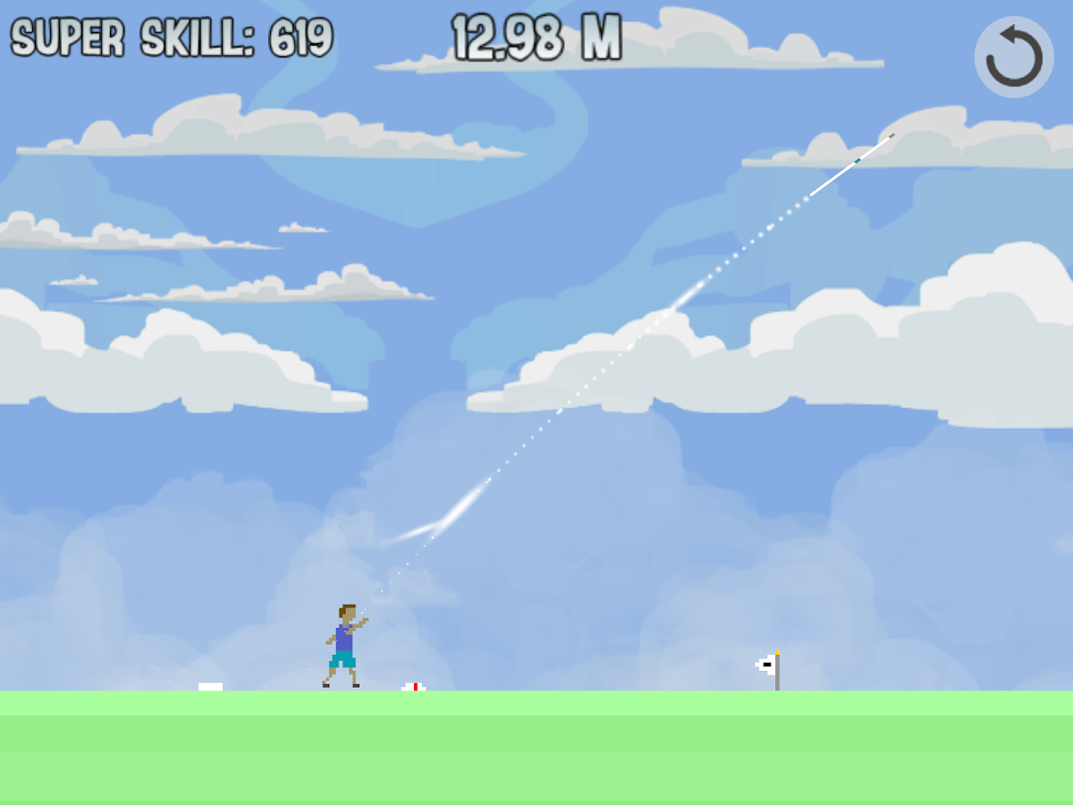 Javelin Masters 2- screenshot