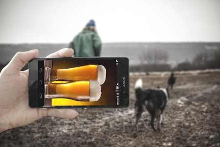 Beer HD Livewallpaper screenshot 6