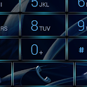 Dialer MetalGate Blue Theme icon