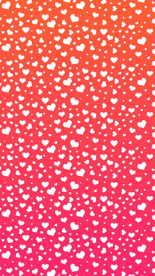 Hearts Live Wallpaper Free - screenshot