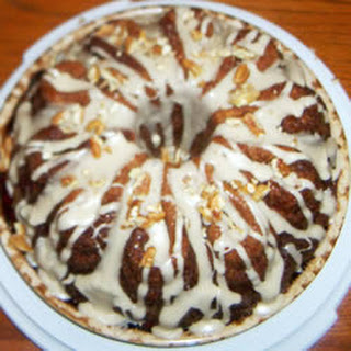 Mountain Apple Cake