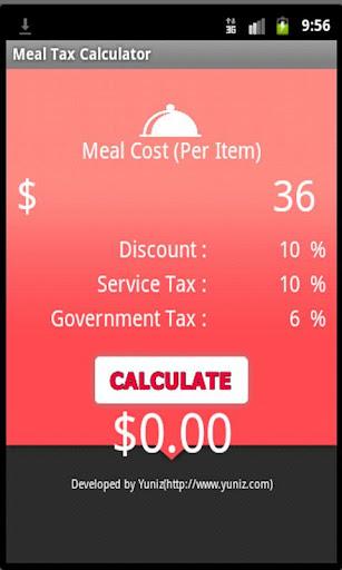 玩購物App|膳食计算器 - 免费免費|APP試玩