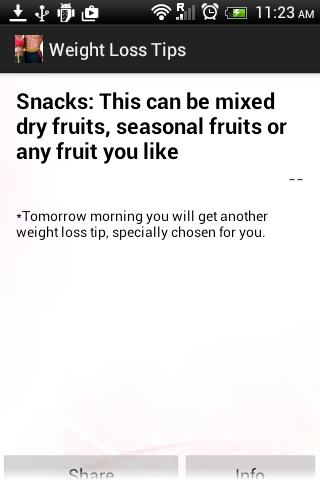 Slim weight loss tips free