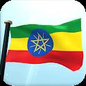 Etiopía Bandera 3D Gratis icon