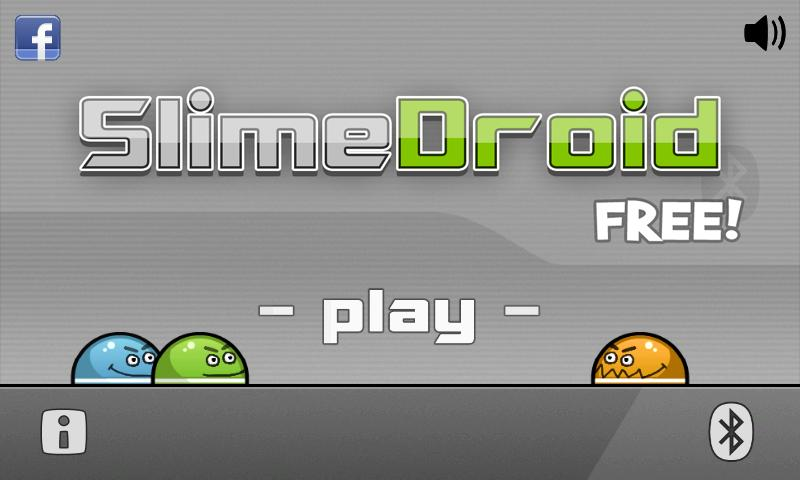 SlimeDroid - screenshot
