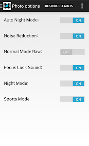 XCam LG Settings v1.4.0