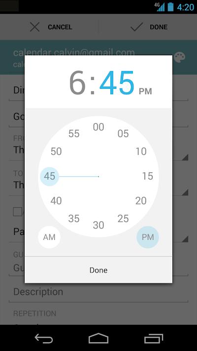 Google Calendar 5.0-1573913 APK