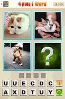 Screenshot of Guess Word Lite: 4 pics 1 word