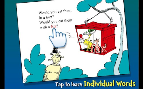 Green Eggs and Ham - Dr. Seuss- screenshot thumbnail