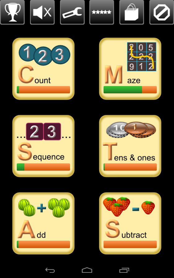 Kindergarten Kids Math Lite - screenshot