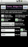 Screenshot of Femto Widget Pro