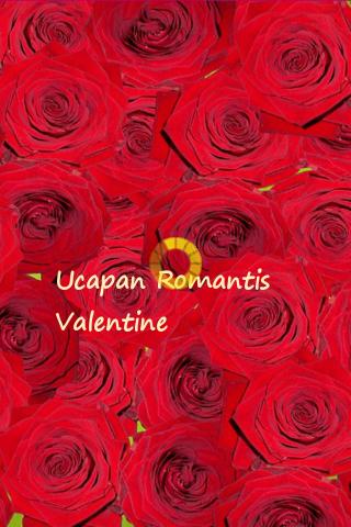 Ucapan Romantis Valentine