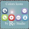 Colors Icons Apex/Nova/GO/ADW icon