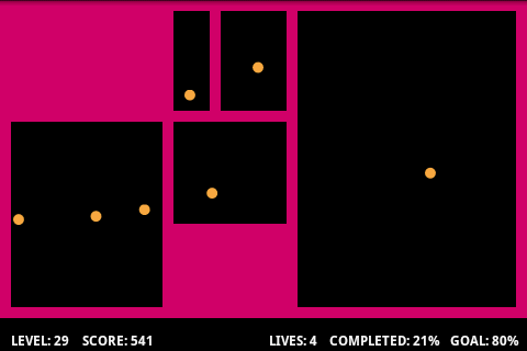 Trapball- screenshot