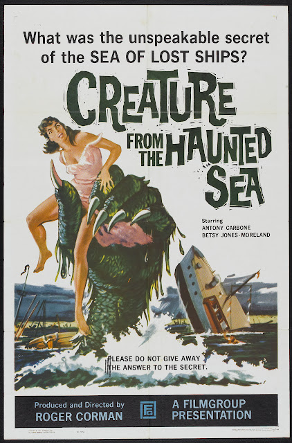 Old School B-Movies Posters