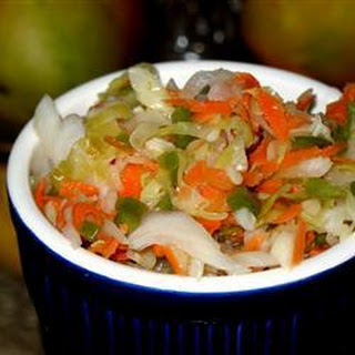 Green Cabbage And Carrot Salad Recipes.
