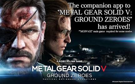 METAL GEAR SOLID V: GZ Screenshot 1