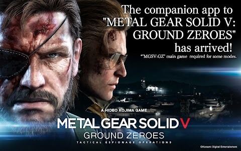 METAL GEAR SOLID V: GZ v1.0.3