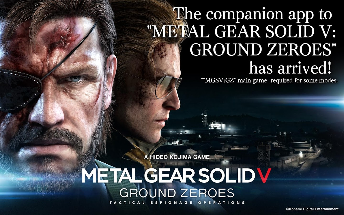METAL GEAR SOLID V: GZ- screenshot