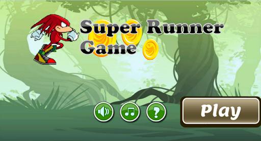 Super Runner Sonica Dash