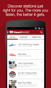 iHeartRadio - Music & Radio - screenshot thumbnail