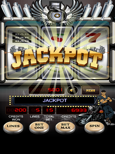 Biker Slot Machine